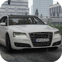 Parking City Audi A8 - Drive icon