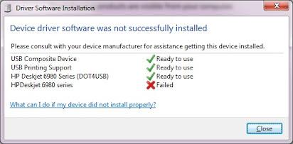 Hp deskjet 6980 drivers windows xp
