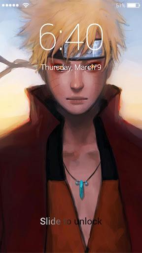 生產應用必備免費app推薦|Lock Screen for Naruto線上免付費app下載|3C達人阿輝的APP
