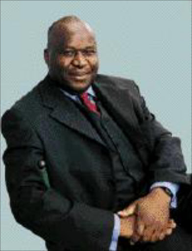 Tito Mboweni/RESERVE BANK GOVERNOR