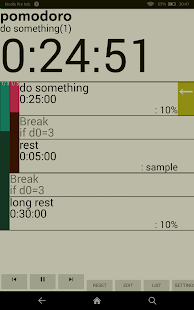App sequential timer 2 APK for Windows Phone