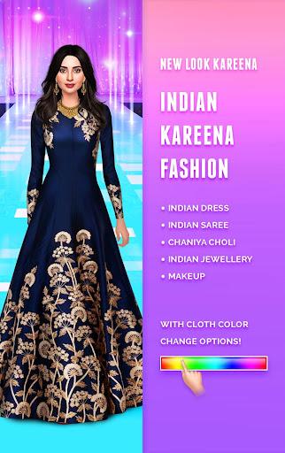 Kareena Kapoor Khan Fashion Salon - Dressup  screenshots EasyGameCheats.pro 3