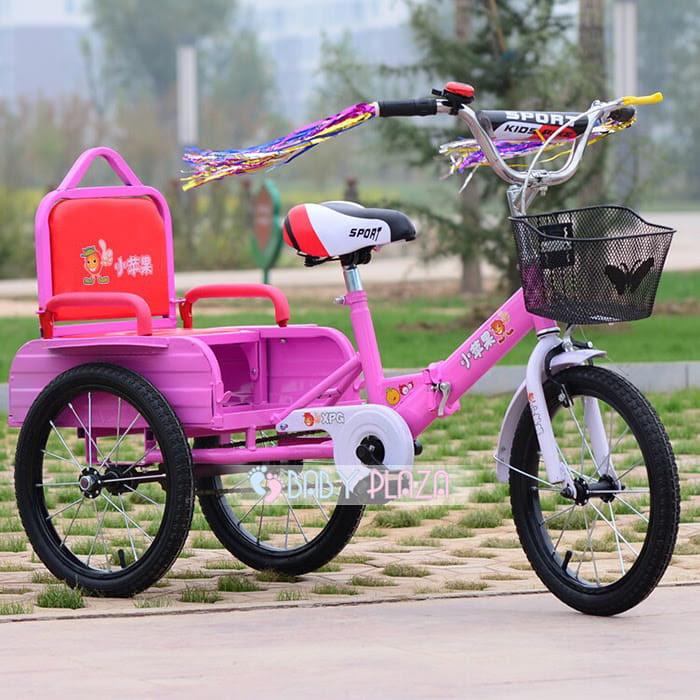 Xe đạp xích lô dành cho bé yêu XL-01 1