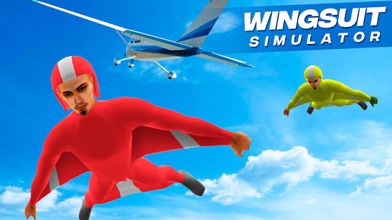 Wingsuit Simulator Screenshot
