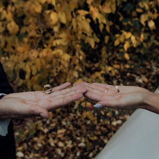 Wedding photographer Juhos Eduard (juhoseduard). Photo of 15.10.2018