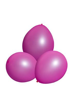 Ballong, Neonrosa 12 st