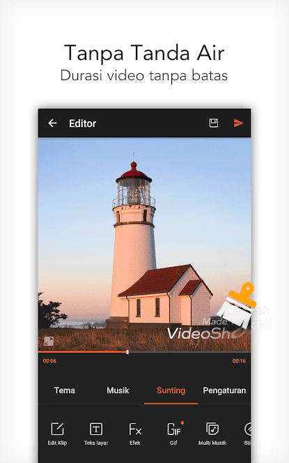 VideoShow Pro – Video Editor 8.3.2rc Mod Apk