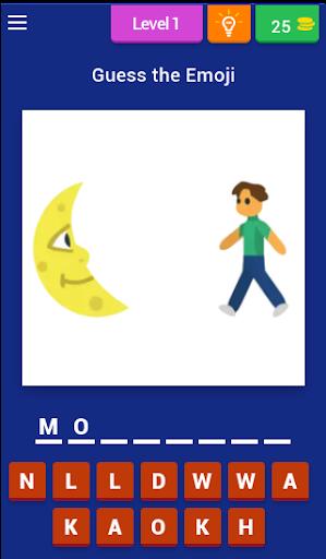 Puzzle Emoji Quiz