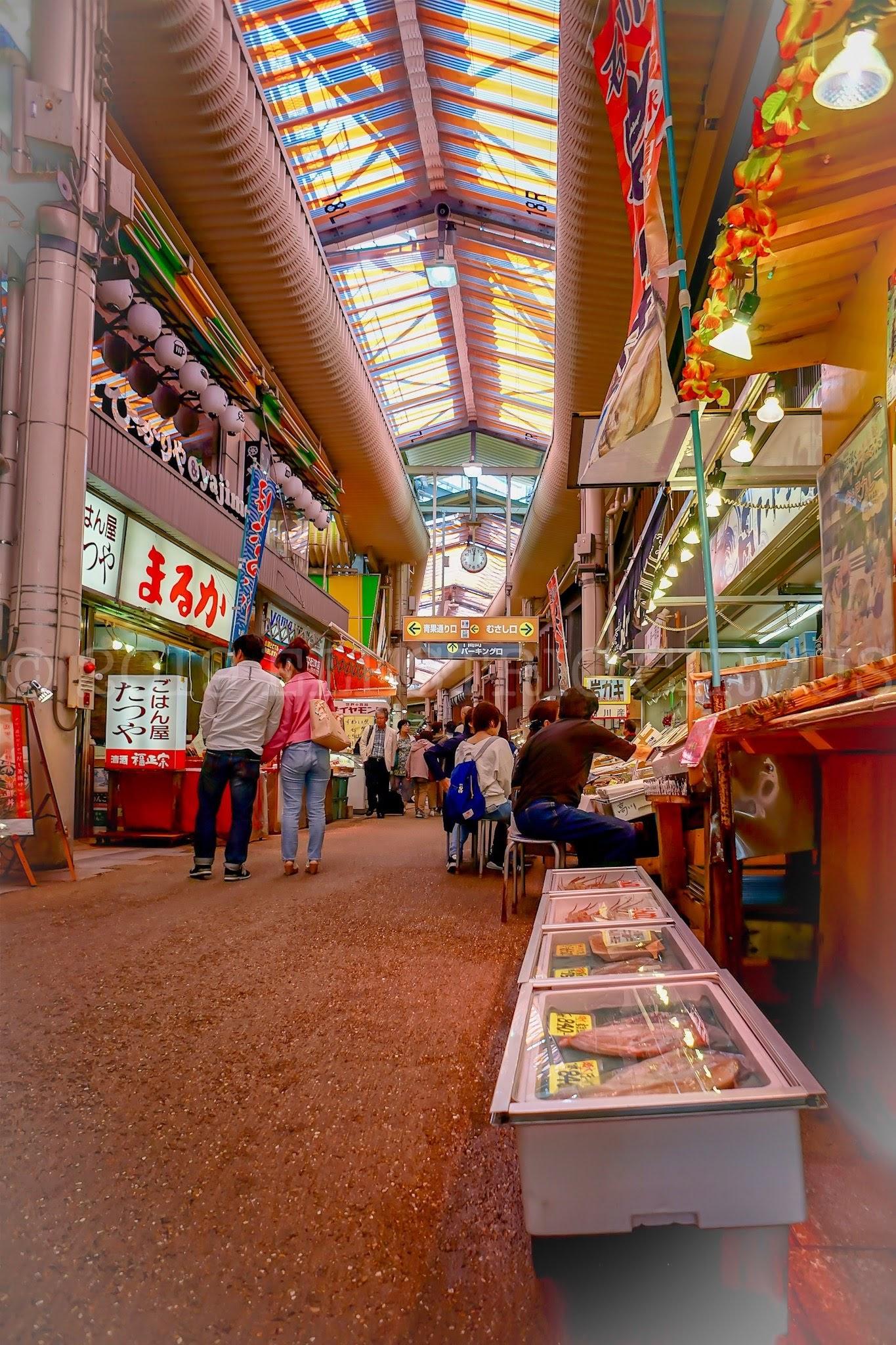 近江町市場1