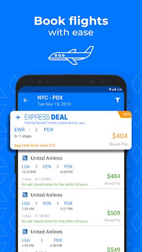 Priceline - Hotel Deals, Flights & Travel Bookings  screenshots 3