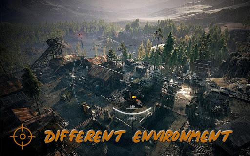Sniper Shooter 3D- 2019 Commando Mission 1.3 screenshots 2