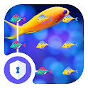 AppLock Beautiful Fish Theme icon