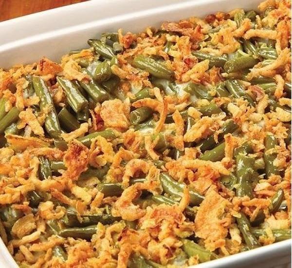 Greenbean Casserole Recipe