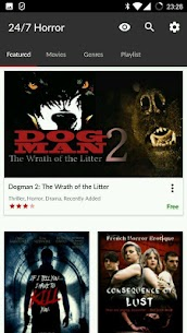 247 Horror Movies v9.9 [Ad-Free] APK 2
