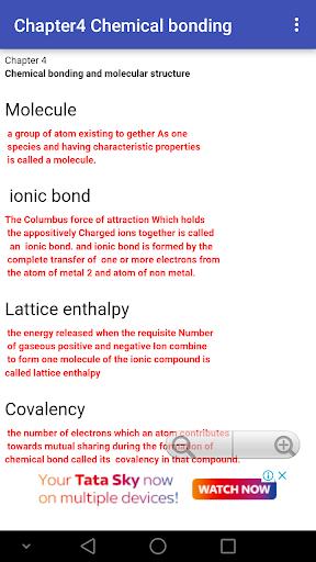 Class 11 Chemistry Notes 2019-2020 screenshots 3