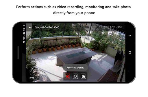 IP Camera Monitor u2013 Video Surveillance Monitoring screenshots 3