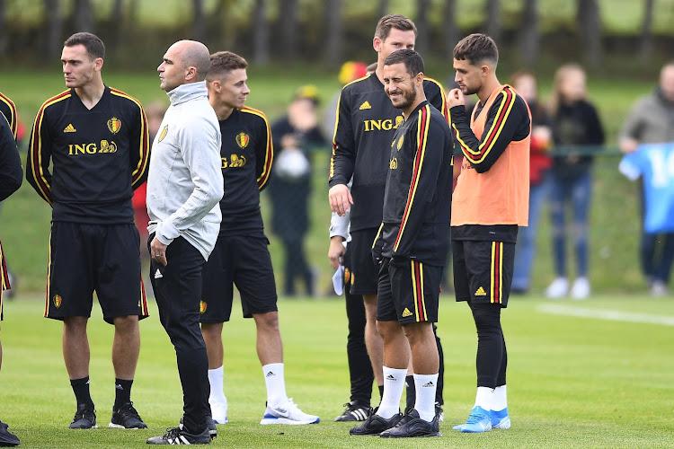 """Un groupe trop facile pour la Belgique ? """"Se jauger face à des nations fortes et difficiles à manœuvrer"""""""