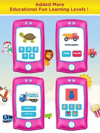 Princess Baby Phone - Kids & Toddlers Play Phone android2mod screenshots 16