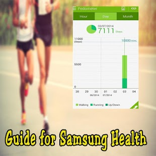 Guide for samsung health
