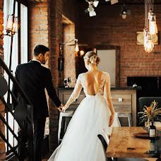 Wedding photographer Vitaliy Galichanskiy (galichanskiifil). Photo of 11.01.2017