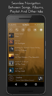 Impulse Music Player Pro Screenshot
