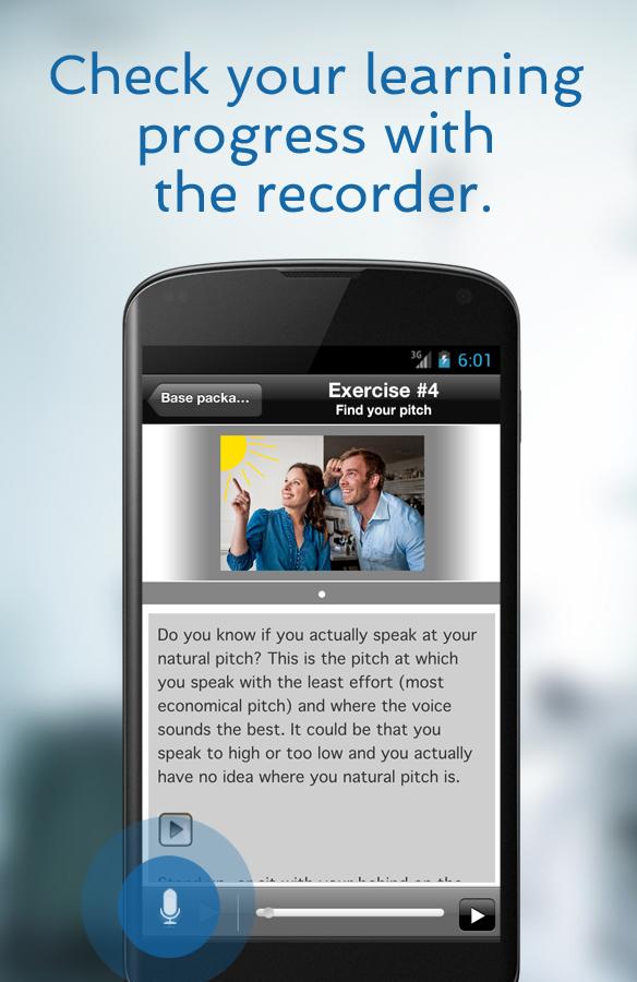A Better Speaker- screenshot