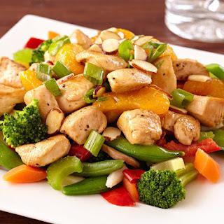 Chinese Chicken Oh My Stir-Fry.