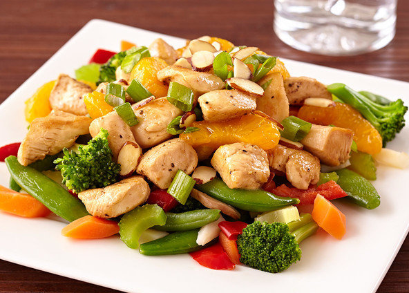 Chinese Chicken Oh My Stir-Fry Recipe
