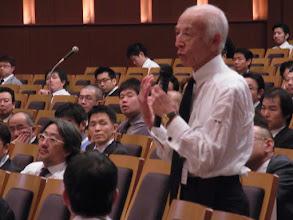 Photo: 細山先生のコメント