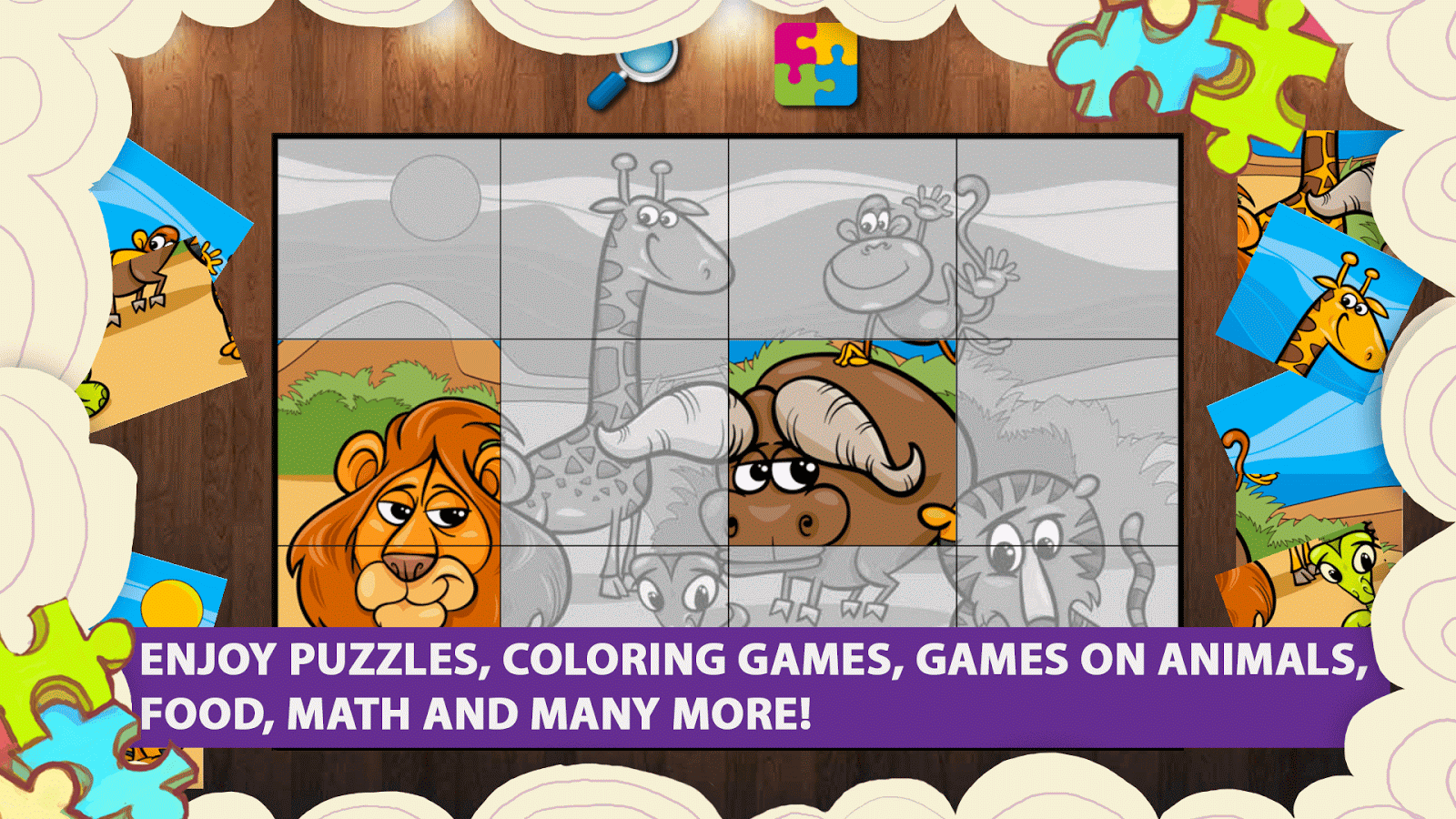 Super School: Rhymes, Learning- screenshot
