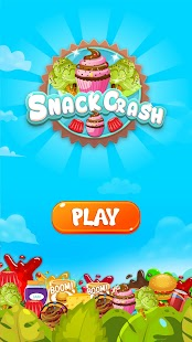 Snack Crash- screenshot thumbnail