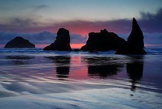 Photo: Bandon Beach,Oregon by Helminadia Ranford http://www.helminadia.net/ https://plus.google.com/u/0/111699855306814304937/posts