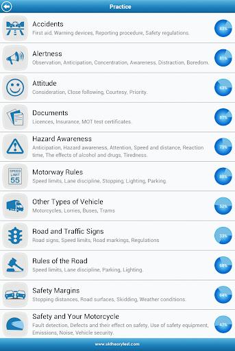 UK Driving Theory Test Lite screenshot 10
