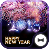 Fireworks Wallpaper Happy New Year 2018Theme