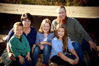 Photo: Tracy Jenkins '95 Stewart and family