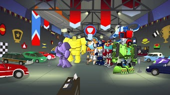 Transformers Rescue Bots - 1