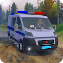Offroad Police Van 2020 - Police Jeep 2020 icon
