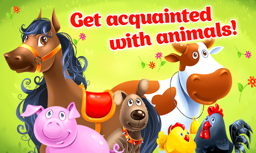 Animal Farm for Kids - Learn Animals for Toddlers 1.0.22 screenshots 8
