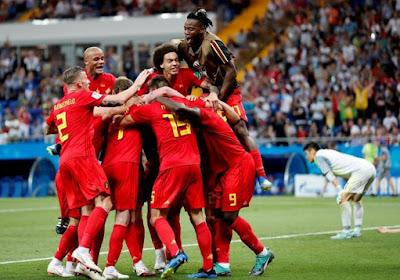 """La Belgique a déjà 8 buteurs différents: """"C'est la preuve qu'on a un groupe de 23 joueurs"""""""