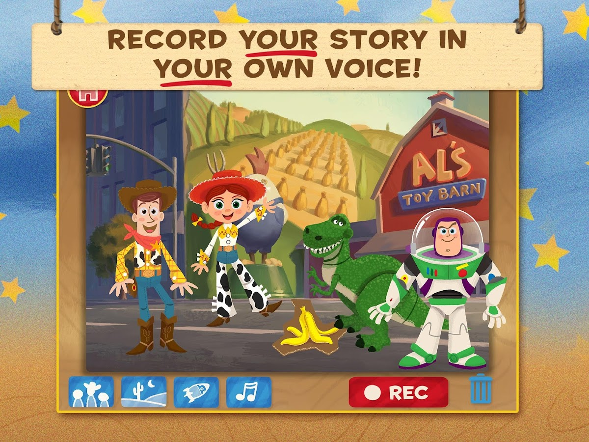 Toy Story: Story Theater- screenshot
