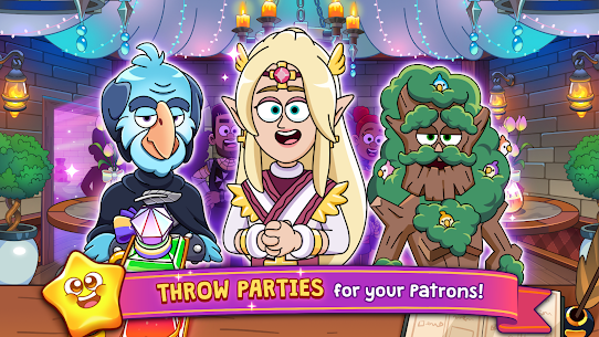 Potion Punch 2: Fantasy Cooking Adventures Apk Mod (Dinheiro Infinito) 7