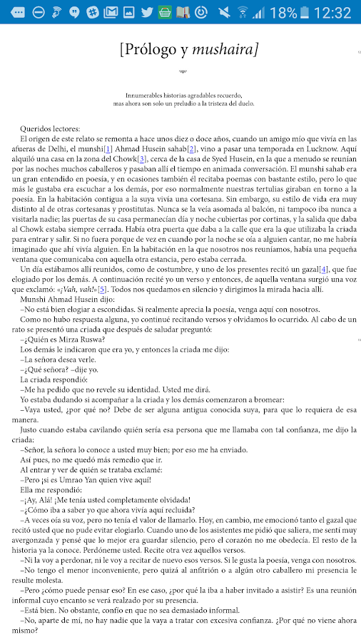 Leamos- screenshot