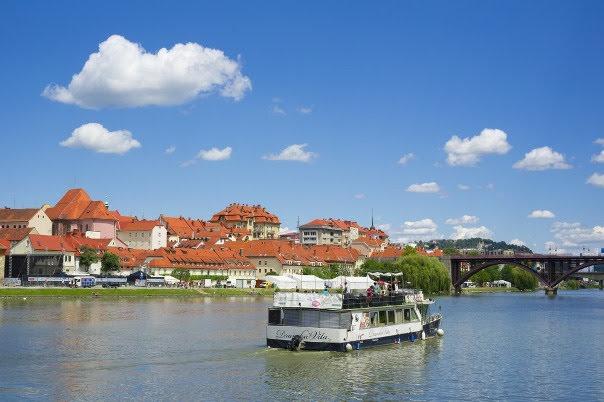 Drava Boat Trip
