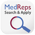 MedReps Search & Apply icon