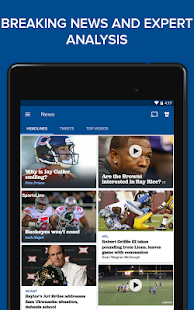 CBS Sports- screenshot thumbnail
