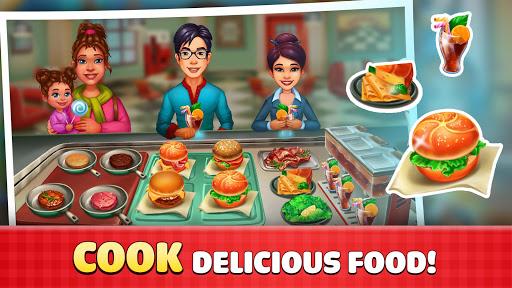 Cook It! Chef Restaurant Girls Cooking Games Craze cheat screenshots 2