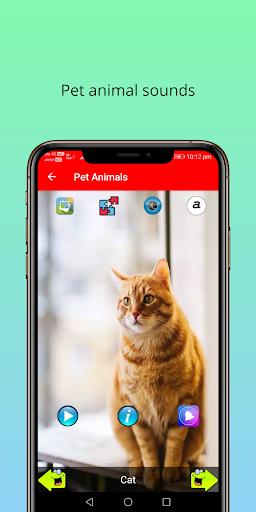 150 Animal Sounds 310 screenshots 6