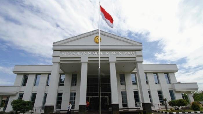 Pengadilan Negeri Jakarta Timur (sumber: gatra.com)