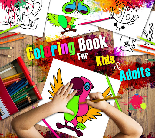 Coloring Book & Drawing book -  Coloring Games 1.0.2 screenshots 10