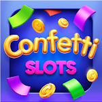 Confetti Slots™ Casino: Real Vegas Free Slot Games Icon